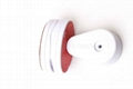 防盜拉線器 自動伸縮防鏈 鋼絲繩拉線盒 收線器 易拉扣 防盜盒  8
