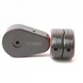 防盜拉線器 自動伸縮防鏈 鋼絲繩拉線盒 收線器 易拉扣 防盜盒  11