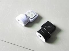 防盜拉線器 自動伸縮防鏈 鋼絲繩拉線盒 收線器 易拉扣 防盜盒