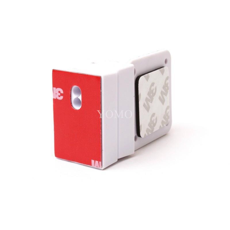 防盜拉線器 自動伸縮防鏈 鋼絲繩拉線盒 收線器 易拉扣 防盜盒  3