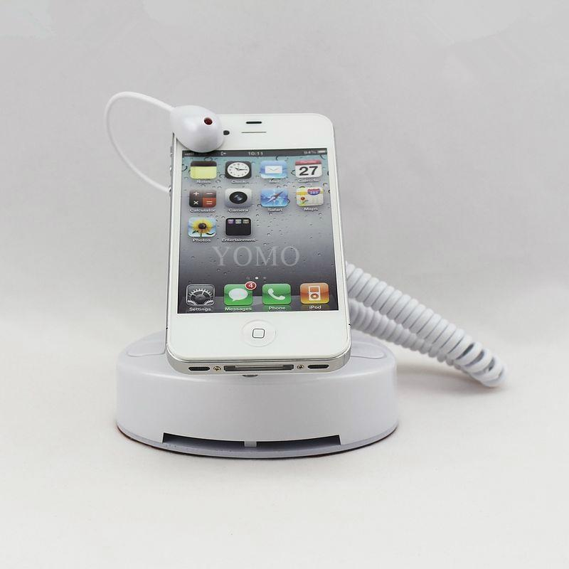 手機報警器 蘋果手機防盜器 手機防盜展示器 10