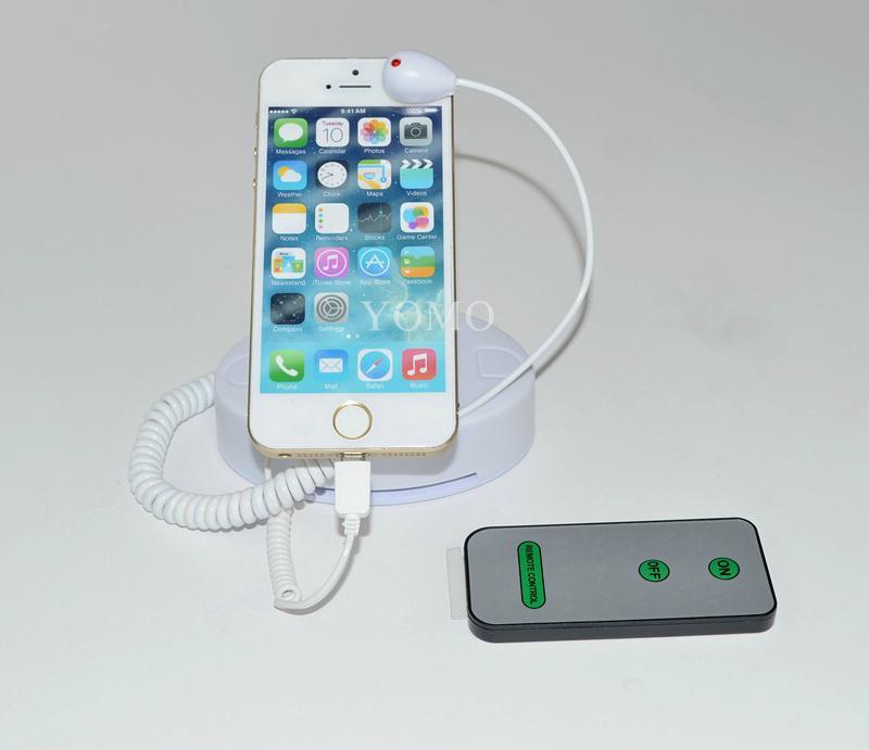 手機報警器 蘋果手機防盜器 手機防盜展示器 1