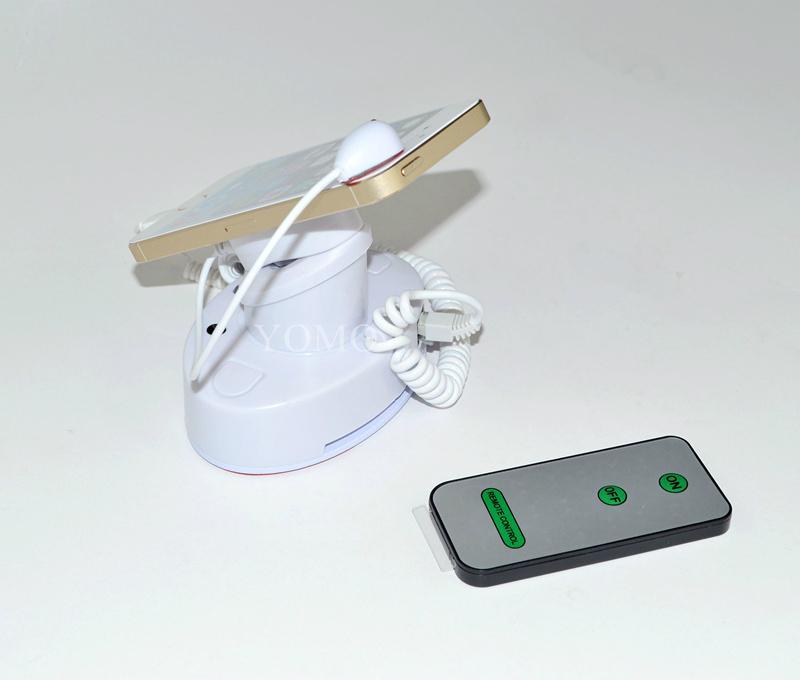 手機報警器 蘋果手機防盜器 手機防盜展示器 2