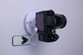 圓柱形相機報警器 充電防盜一體 真機防盜展示體驗 9