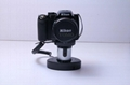 Camera Security Display Holder with Alarm Feature