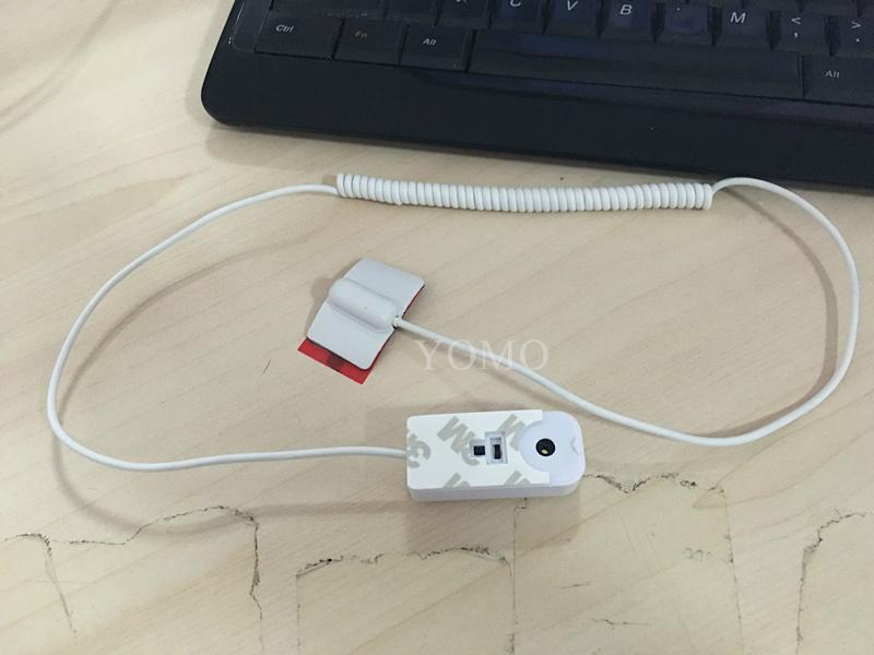 一拖一手機 平板 相機 粘頭 防盜 報警器 12