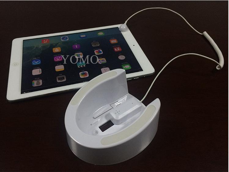 苹果平板三星联想索尼平板防盗器报警器平板电脑防盗器防盗展示架 8
