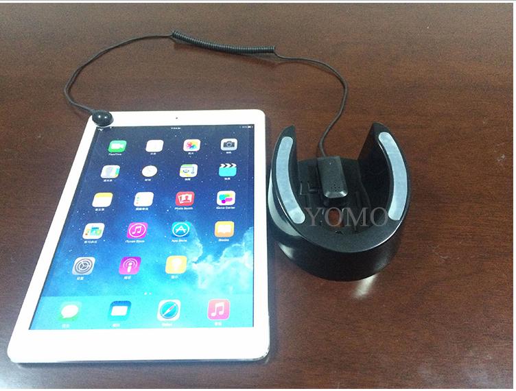 蘋果平板三星聯想索尼平板防盜器報警器平板電腦防盜器防盜展示架 3