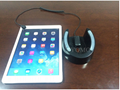 Power and Alarm Acrylic Security Display Stand for ipad or iphone