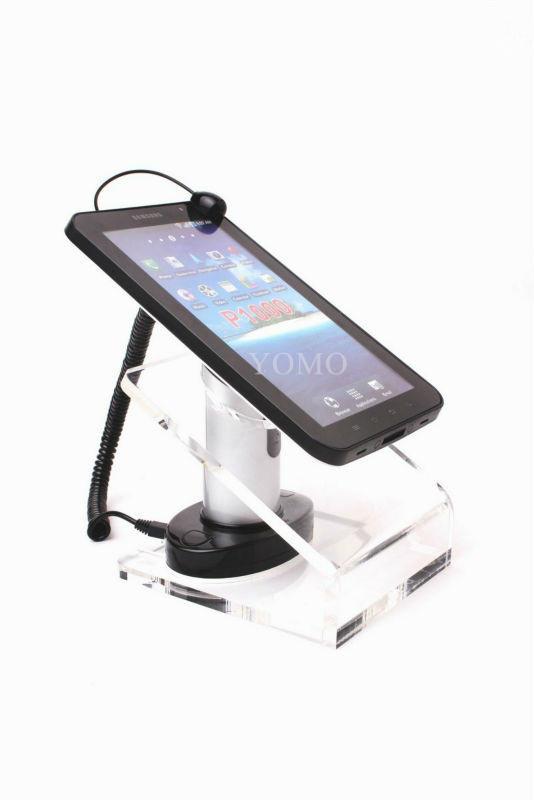 ipad平板防盜器 亞克力平板電腦防盜展示器 報警器 10