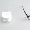 眼鏡防盜鋼絲拉線盒 自動伸縮拉線鎖 易拉得 2