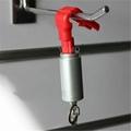 小紅鎖扣 商場貨架挂鉤鎖 配件展示架防盜扣 超市防盜挂鉤鎖 9