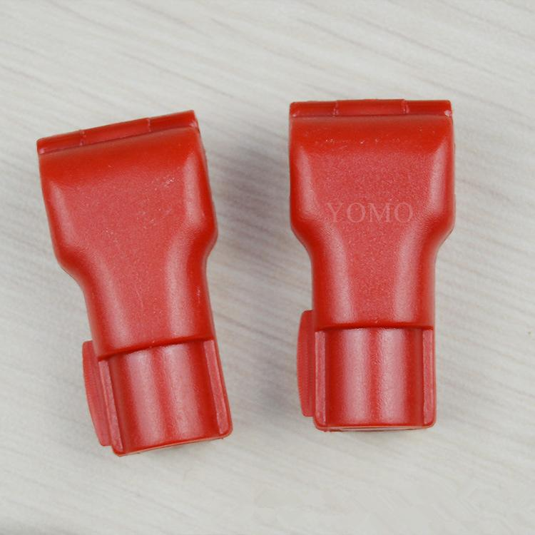 EAS Security Hook Stop Lock Retail Loss prevention Red 6mm