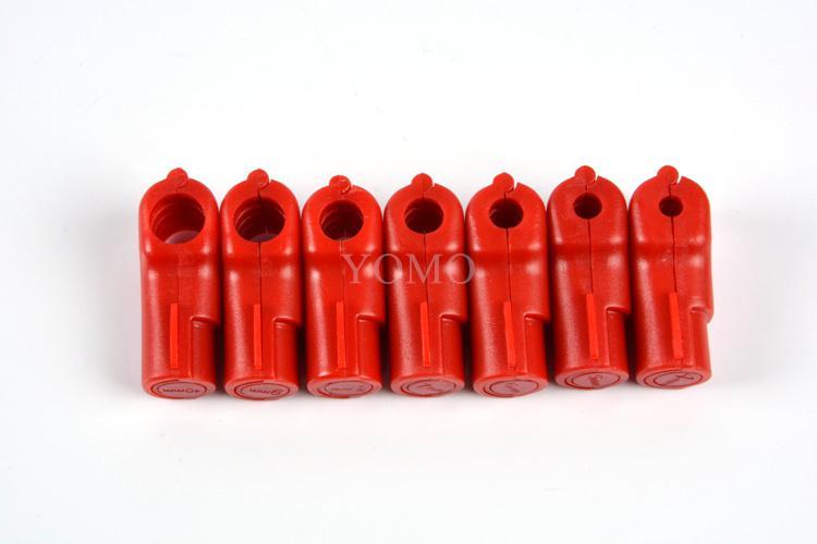 小紅鎖 防盜挂鉤鎖扣 數碼配件挂鉤鎖 3