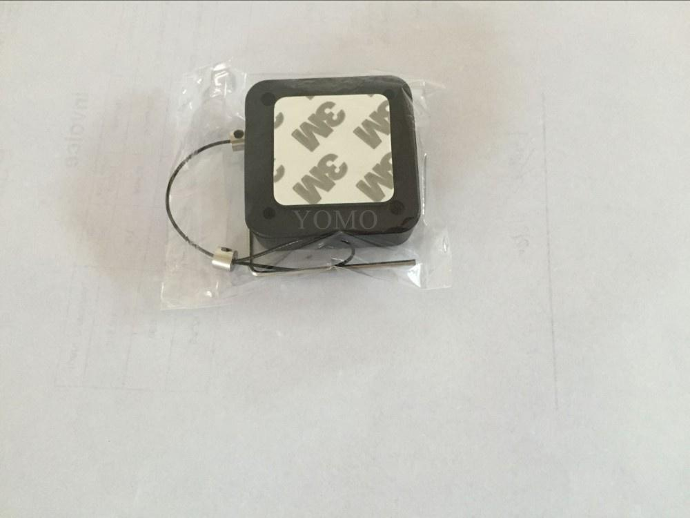 防盜展示鋼絲拉線盒 易拉扣 自動伸縮盒 9
