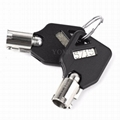 Universal Anti-Theft security lock cable for ipad / tablet / cell phone