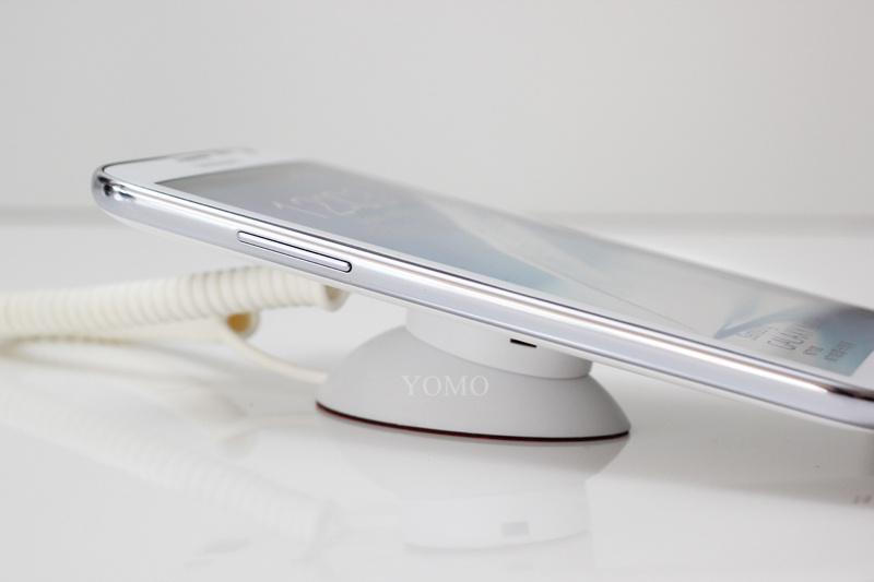 彈簧式臥式磁力手機機模防盜展示器 7