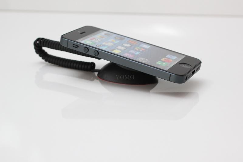彈簧式臥式磁力手機機模防盜展示器 3