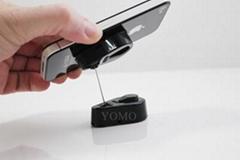 手機防盜拉線盒 自動伸縮鋼絲繩 接線盒拉線器 手機防盜鏈展示拉線繩