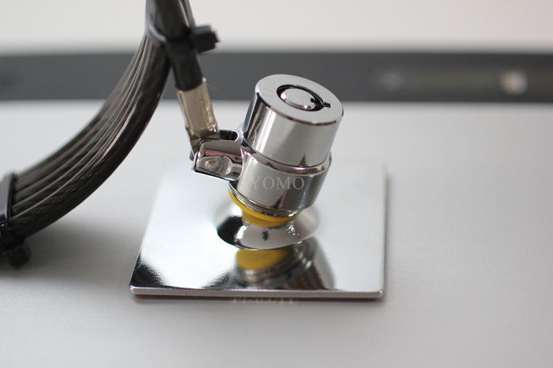 筆記本電腦鎖 普通鎖 鑰匙鎖 防盜加粗防剪筆記本鎖 2