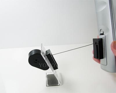 磁力座防盜拉線盒 手機防盜鏈 手機防盜器專用拉線盒 2