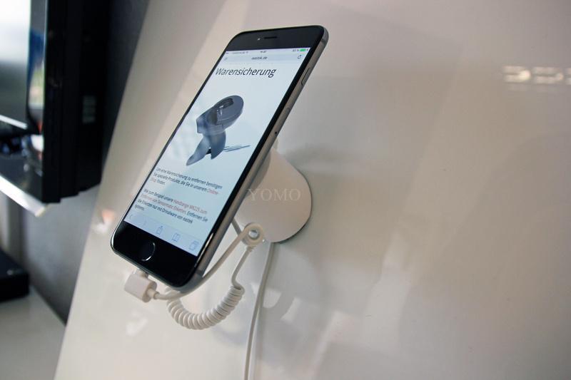 蘋果智能手機防盜報警器IPAD平板電腦展示架手機防盜展示器 10