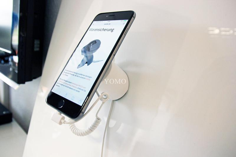 蘋果智能手機防盜報警器IPAD平板電腦展示架手機防盜展示器 16