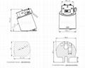 蘋果智能手機防盜報警器IPAD平板電腦展示架手機防盜展示器 20