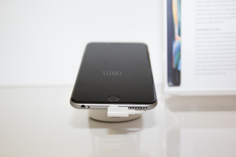 蘋果三星聯想華為手機防盜器報警器 智能手機防盜器防盜展示架 5
