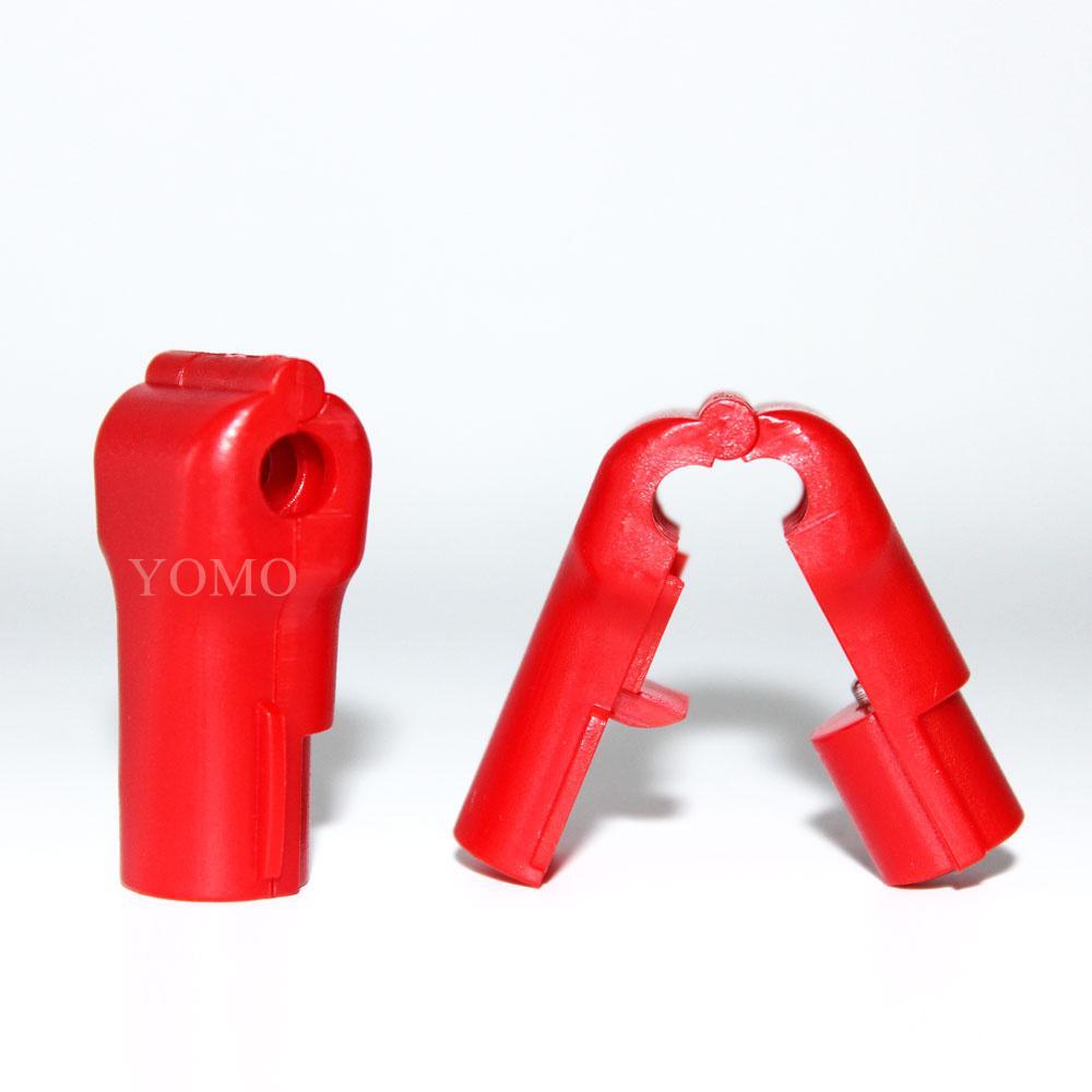 小紅鎖 防盜挂鉤鎖扣 數碼配件挂鉤鎖 5