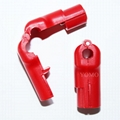 Anti-Theft Security Standard Stop Lock with  Magnetic Detacher Key