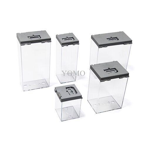 化妝品保護盒,CD保護盒,剃須刀保護盒,電池保護盒 超市防盜盒 1