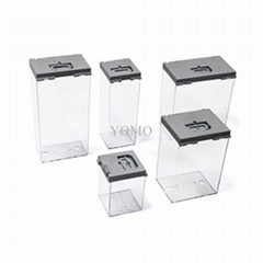 化妝品保護盒,CD保護盒,剃須刀保護盒,電池保護盒 超市防盜盒