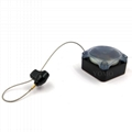 ABS Anti-Theft pullbox recoiler with alarm,Universal Self-Alarm Tag
