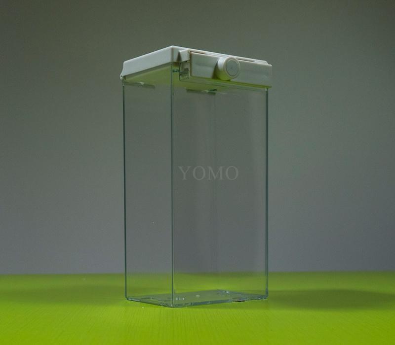 超市多功能防盗盒 超市声磁防盗透明盒 1