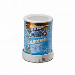 罐装奶粉防盗保护器 EAS 商场防窃 超市防盗扣