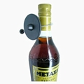EAS Round Metal Anti-theft Cable Bottle