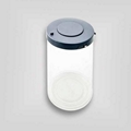 Plastic EAS Anti-theft Milk Can Tag Security Safer Box