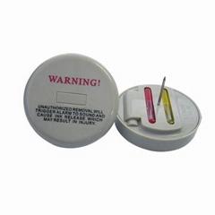 高尔夫墨水标签 超市衣服防盗标签