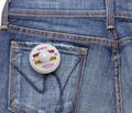双色墨水钉标签 超市防盗标签 衣服防盗标签 7