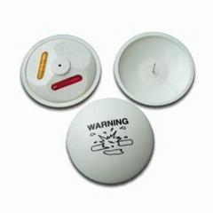 EAS電子產品 墨水標籤 服裝店專用防盜標籤 硬標籤 服裝防盜扣