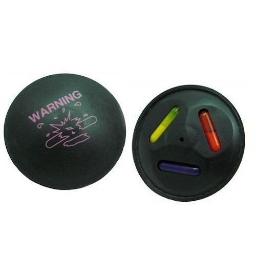 三色墨水标签  防盗标签 防盗设备配件 服装专用防盗扣墨水针 2