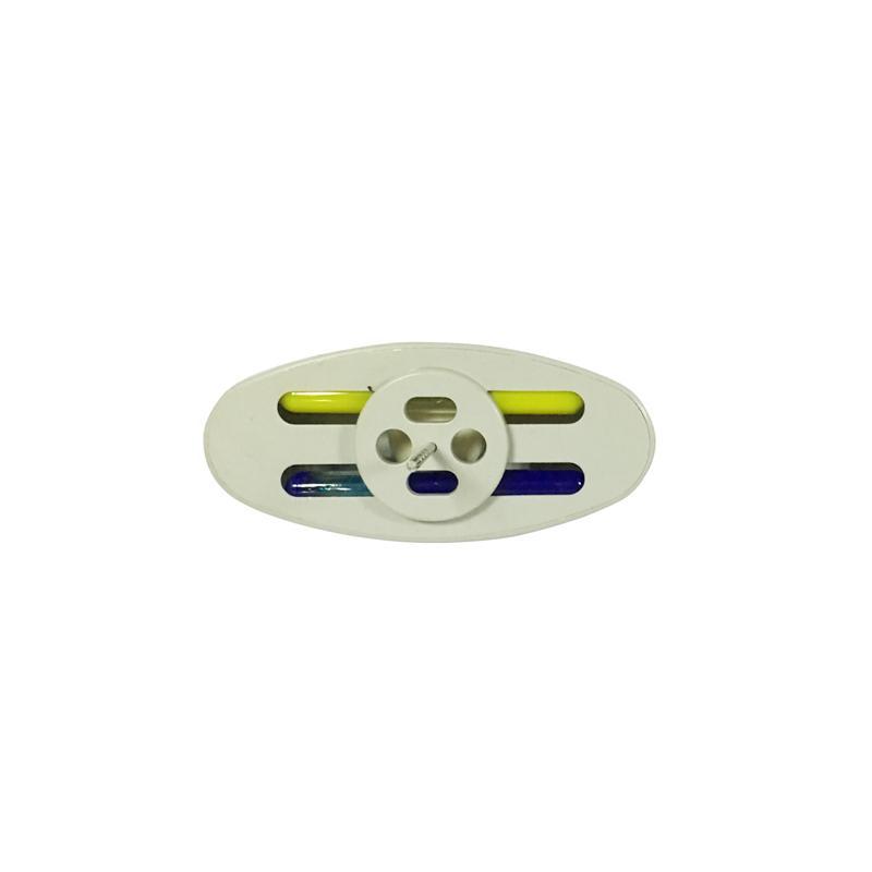 墨水針標籤 EAS標籤配件服裝防盜磁扣專用雙色墨水釘 1