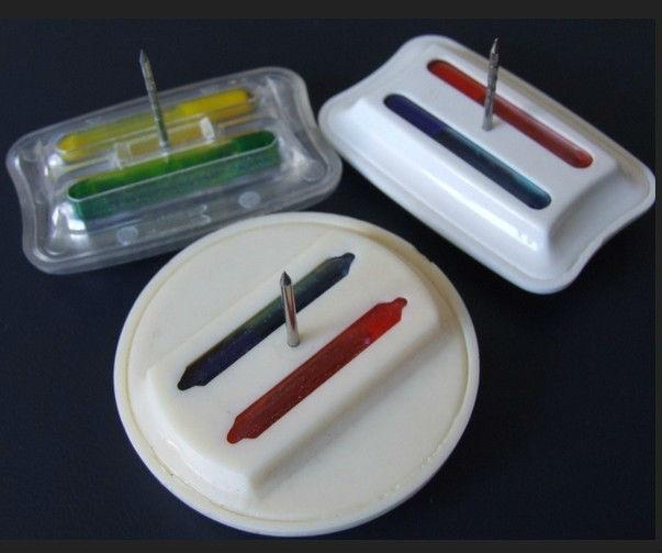 方形墨水标签  服装专用防盗扣墨水针 5