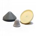 塑料迷你小型防盗扣 家用被子固定床单塑料防盗固定器 2
