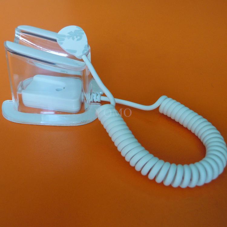 手機展示架 馬蹄展示桌面支架 防盜支架 透明報警防盜架 9