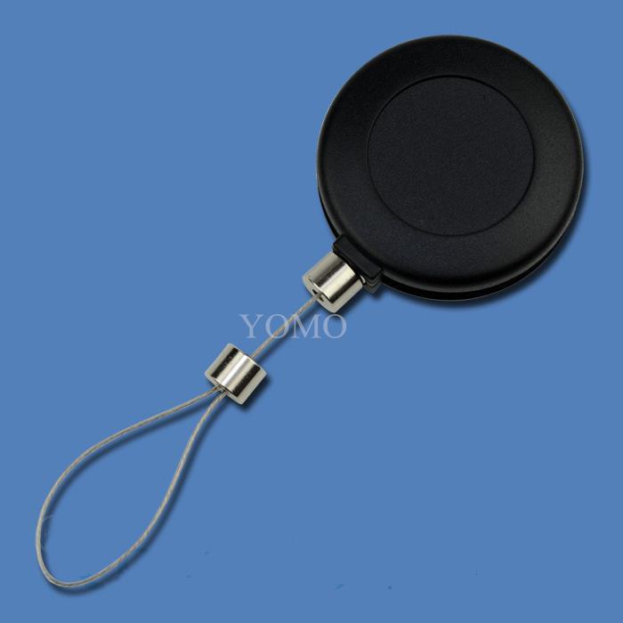 供应各种型号首饰/精品展示用防盗绳 自动伸缩拉线盒 易拉扣 4