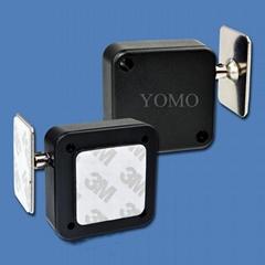 防盜展示鋼絲拉線盒 易拉扣 自動伸縮盒