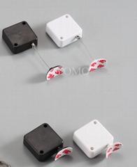 伸縮防盜拉線盒 小商品展示軟膠端子 測試筆防盜器 化妝品防盜