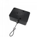 防盜拉繩 拉線盒 高強度回收力易拉扣 4